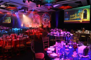Arabian Theme Awards Dinner