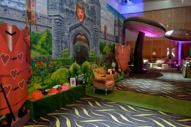 Mad Hatter Themed Event Crown Perth