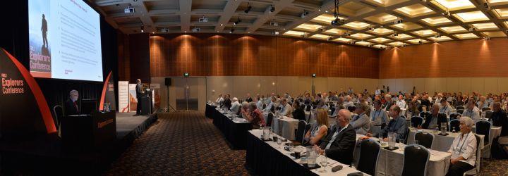 Mining Conference Presentation